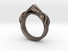 Designer RING 6 3d printed
