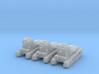6mm Whippet tanks (3) 3d printed