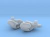 Universal IEM Shells 6 : ED/4 Parts Ver. 3d printed