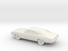 1/87 1969 DODGE CHARGER 3d printed