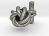 Knot cuffs (single) 3d printed