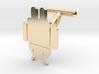 Droidbot Cufflinks 3d printed