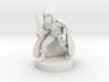 Halfling Male Rogue 3d printed