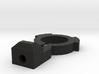 GoPro Hero4 custom lens holder 3d printed