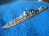 1/1250 Soviet Slava Missile Cruiser 3d printed partially painted