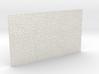 HOF002 - Wall in rubble stone 3d printed