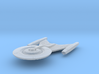 USS Discovery 3d printed