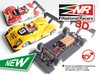 3D Chassis - SCX/SCALEXTRIC Ferrari 333 SP Inline 3d printed Chassis compatible with SCX model (slot car and other parts not included)
