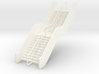 HO Station Stairs H50.6 3d printed