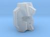 Seeker Elite face for Titans 3d printed