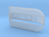 ATSF TENDER, CLASS 3000, flat/parts  3d printed