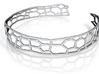 Bracelet-60mm-sh06-cyl-metal 3d printed