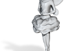17791_Snowflake_Fairy_Ornament_new.stl 3d printed