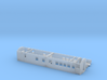 CNR C-1 Mail-Coach Body (HO Scale) 3d printed