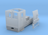 Boxholm, overhang electric loco 3d printed
