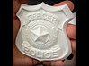 Zootopia Cosplay Police Badge 3d printed