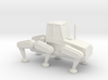 PlusTech Hexapod Harvester [Tractor Cab] 3d printed