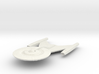 """USS Discovery 7.3"""" 3d printed"""