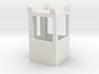 1/64 Sugar Beet Piler Control Tower Cabin 3d printed