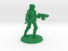 Light Trooper Ginger 3d printed