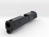 1:6 scale H&K USP 9x19 mm slide 3d printed