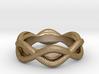 Lizard Ring 3d printed
