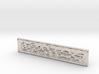 Alpha Realm Platinum Bar 3d printed