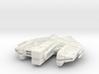 Ebon Hawk: 1/270 scale 3d printed