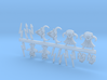 Tiny Bits Only Sprue 3d printed