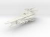 Novus Regency Missile Cruiser 3d printed