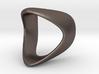 Curve Ring  3d printed