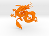 Dragon_Chinese_100mm 3d printed