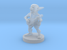 Goblin Bard 3d printed