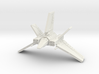 XG-1 Starwing Gunboat: 1/270 scale 3d printed
