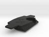 Right-side Shredlights Bracket for 2nd Gen Boosted 3d printed