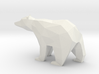 Low Poly Bear 3d printed