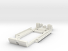 Chassis for SCX Lancia Delta Intergrale 3d printed