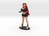 Layla Mactyre 200mm (roughly 8 inches) 3d printed