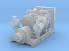 1/160 N Scale Diesel Electric Generator 3d printed