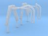 Train Windscreen Wippers -HO Scale 3d printed