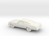 1/87 1976/77 Chevrolet Chevelle Coupe 3d printed