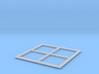 T9061 - Betonplattenform (TT 1:120) 3d printed