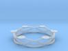 Circular candelabrum 3d printed
