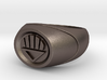 22.2 mm Black Lantern Ring - WotGL 3d printed