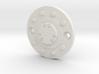 2.2-inch Wheel Cap 3d printed
