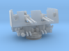 1/400 USN 40mm quad bofors shielded set x4 3d printed