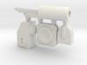 Modular Piston 3d printed