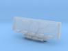 Teardrop Devotional Bulldozer Blade Kit 3d printed