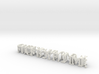3dWordFlip: FUCKBOYFEMME/OHBEAUTIFULBOY 3d printed