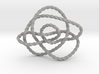 Ochiai unknot (Twisted square) 3d printed